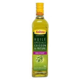 huile olive et cuisson